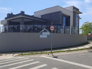 Foto do Sobrado-Sobrado em Condomínio para Venda em Indaiatuba, Jardim Mantova, 3 dormitórios, 3 suítes, 5 banheiros, 4 vagas