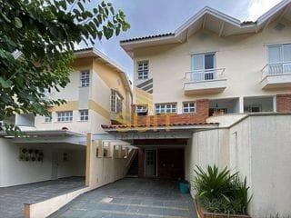 Foto do Sobrado-Casa no Villagio, 3 Quartos, 1 Suíte, 4 Vagas e Varanda Gourmet