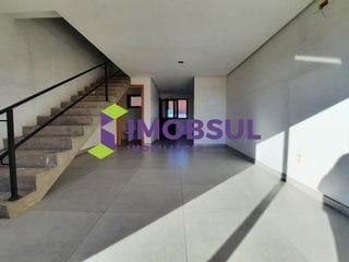 Foto do Sobrado-Sobrado à venda, 2 quartos, 1 vaga, Centro Novo - Eldorado do Sul/RS
