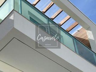 Foto do Sobrado-Residência Nova  a Venda  com 243 M², 4 Pavimentos, 3 Vagas no Subsolo e Quintal Exclusivo no Bairro Mercês