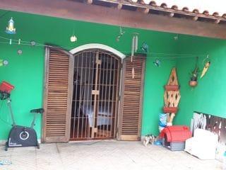 Foto do Sobrado-Sobrado à venda, 3 quartos, 1 suíte, 2 vagas, Jardim Santa Cecília - Guarulhos/SP