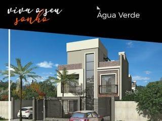 Foto do Sobrado-REsidencial Sunset I - Agua Verde, un. 4 a venda. 3 suites, sendo a master com amplo closet, terraço com churrasqueira e jacuzzi.....