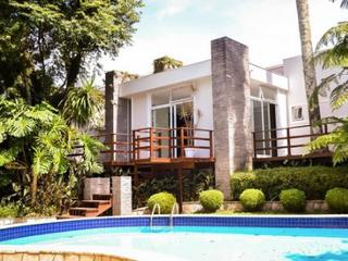 Foto do Sobrado-Casa residencial ou comercial  à venda, 900m², composta de  5 quartos (3 suítes),, Sauna úmida e seca, adega, sala para ginástica, ,Batel Curitiba, PR