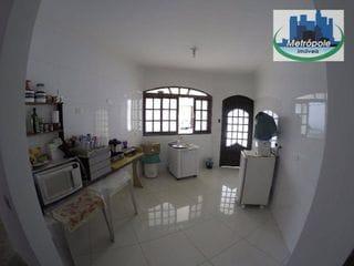 Foto do Sobrado-Sobrado residencial para venda e locação, Jardim Santa Maria, Guarulhos.