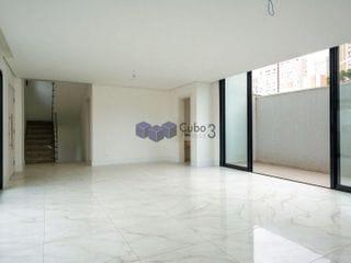 Foto do Sobrado-Sobrado com 3 dormitórios à venda, 193 m² - Bigorrilho - Curitiba/PR