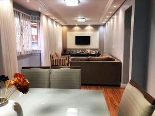 Foto do Sobrado-Sobrado dentro de Condomínio com 3 Quartos e Suíte com 140m² à venda, Rebouças, Curitiba, PR