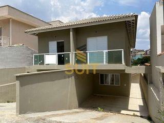 Foto do Sobrado-Linda Casa em Condomínio Fechado com a Menor Taxa da Região