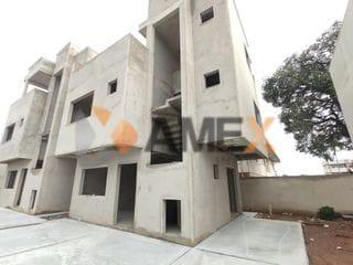 Foto do Sobrado-Ultimo Sobrado Condomínio 110m² 3 Quartos 3 Suítes 4 Vagas Terraço Gourmet