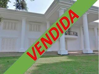 Foto do Sobrado-VENDIDA - Mansão  à venda, Batel, Curitiba, PR