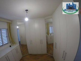 Foto do Sobrado-Sobrado residencial para venda e locação, Jardim Paraventi, Guarulhos.