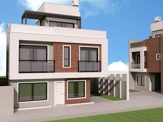 Foto do Sobrado-Lançamento Sobrado Condomínio Sunset 146m² 3 Suítes 2 Vagas Jardim Água Verde