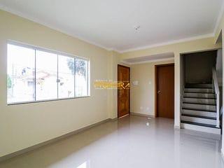 Foto do Sobrado-Sobrados à venda 3 quartos sendo 2 suítes, principal com hidromassagem, Portão, Curitiba, PR