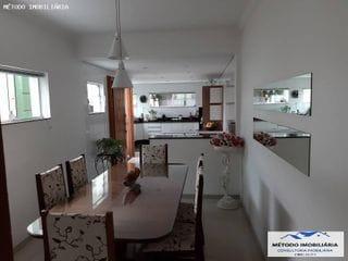 Foto do Sobrado-Sobrado para Venda em Santo André, Jardim, 3 dormitórios, 3 suítes, 5 banheiros, 2 vagas