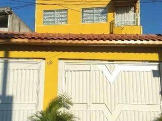 Foto do Sobrado-Sobrado com 2 dormitórios à venda, 260 m² por R$ 484.000,00 - Jardim Cocaia - Guarulhos/SP