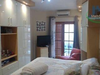 Foto do Sobrado-Sobrado residencial à venda, Jardim Santa Clara, Guarulhos.