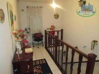 Foto do Sobrado-Lindo Sobrado residencial à venda, Vila Maria Alta, São Paulo.