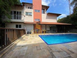Foto do Sobrado-Chác Vale do Rio Cotia -  4 Dormitórios Suíte Conforto e tranquilidade com piscina e gourmet!