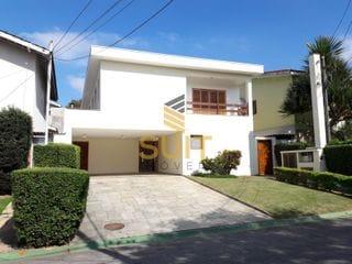 Foto do Sobrado-Residencial 4 - Sobrado Impecável com 4 Dormitórios 2 Suítes Piscina e Área gourmet - Alphaville, Santana de Parnaíba, SP