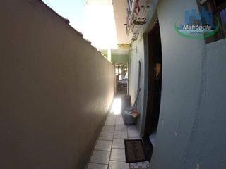 Foto do Sobrado-Sobrado com 2 dormitórios à venda, 139 m² por R$ 320.000,00 - Jardim Cocaia - Guarulhos/SP