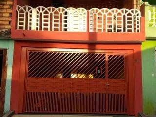 Foto do Sobrado-Sobrado à venda, 2 quartos, 2 vagas, Cidade Serodio - Guarulhos/SP