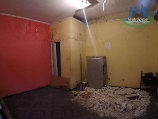 Foto do Sobrado-Sobrado com 2 dormitórios para alugar, 120 m² por R$ 1.500,00/mês - Jardim Bela Vista - Guarulhos/SP