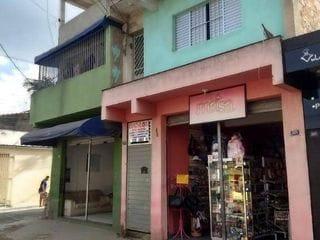 Foto do Sobrado-Sobrado com 2 dormitórios à venda, 140 m² por R$ 360.000,00 - Jardim Marilena - Guarulhos/SP
