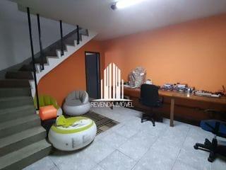 Foto do Sobrado-Sobrado no Brooklin com 3 Quartos e 2 banheiros à Venda, 133 m²