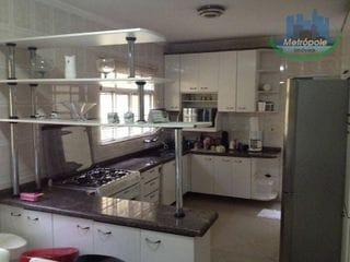 Foto do Sobrado-Sobrado à venda, 182 m² por R$ 550.000,00 - Jardim Santa Clara - Guarulhos/SP