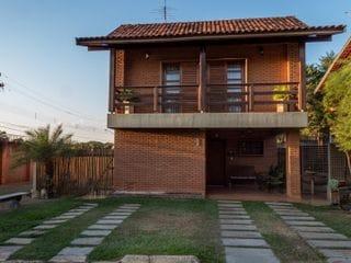 Foto do Sobrado-Sobrado à venda Residencial Virginia,  3 dormts 1 suíte, churrasqueira,  Condomínio com lazer completo - Araraquara/SP