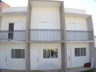 Foto do Sobrado-Sobrado à venda com 2 quartos e 2 vagas de garagem, Jardins - Bragança Paulista/SP - Easy Imóveis J031344
