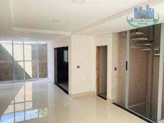 Foto do Sobrado-Sobrado à venda, 226 m² por R$ 1.200.000,00 - Parque Renato Maia - Guarulhos/SP