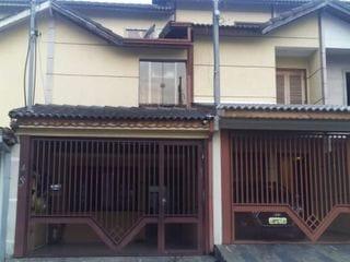 Foto do Sobrado-Sobrado Tríplex 3 Dormitórios com Suítes, 2 vagas de Garagem, Fácil acesso à Rodovia Dutra e Trabalhadores, 5 min do Centro de Guarulhos.