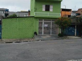Foto do Sobrado-Sobrado à venda, 3 quartos, 2 vagas, Parque Mikail - Guarulhos/SP