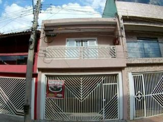 Foto do Sobrado-Sobrado à venda, 3 quartos, 1 suíte, 2 vagas, Cidade Serodio - Guarulhos/SP
