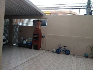 Foto do Sobrado-Sobrado à venda, 5 quartos, 1 suíte, 5 vagas, Jardim Bom Clima - Guarulhos/SP