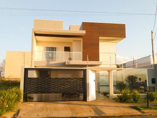 Foto do Sobrado-Sobrado residencial à venda, 4 suítes, 4 vagas, Jardim Paraízo, Maringá, PR