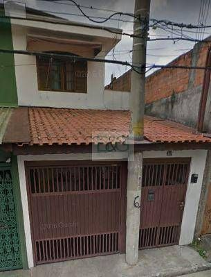 Foto do Sobrado-Sobrado com 5 dormitórios à venda, 127 m² por R$ 320.416,02 - Vila Serralheiro - São Paulo/SP