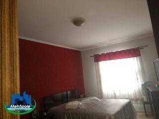 Foto do Sobrado-Sobrado com 4 dormitórios à venda, 200 m² por R$ 850.000 - Jardim Valéria - Guarulhos/SP