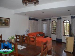 Foto do Sobrado-Sobrado à venda, 363 m² por R$ 870.000,00 - Jardim Pinhal - Guarulhos/SP