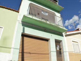 Foto do Sobrado-Sobrado à venda, 2 quartos, 1 vaga,  Aparecida, Bragança Paulista, SP