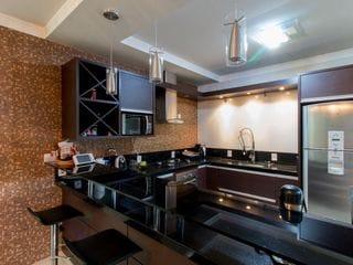Foto do Sobrado-Sobrado à venda com 6 quartos, 8 vagas de garagem, Centro, Santa Fé, PR