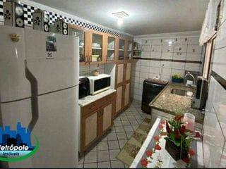 Foto do Sobrado-Sobrado à venda, 78 m² por R$ 395.000,00 - Vila Fátima - Guarulhos/SP