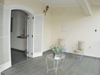 Foto do Sobrado-Sobrado à venda com 3 quartos e 2 vagas, Jardim Santa Rita de Cássia, Bragança Paulista, SP