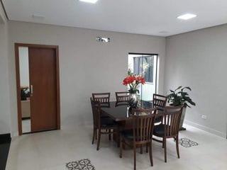 Foto do Sobrado-Sobrado à venda com 3 dormitórios, 2 vagas, Conjunto Novo Centauro, Arapongas, PR