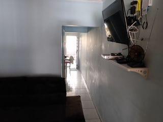 Foto do Sobrado-Sobrado à venda, Jardim Águas Claras, Bragança Paulista, SP linda casa com Dois dormitórios sendo um com varanda / garagem  para um carro  coberta.