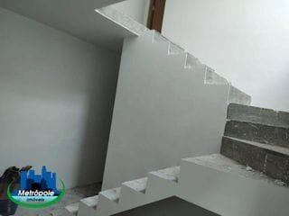 Foto do Sobrado-Sobrado com 3 dormitórios à venda, 106 m² por R$ 685.000,00 - Jardim Paraventi - Guarulhos/SP