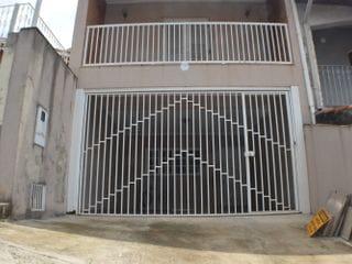Foto do Sobrado-Excelente Sobrado à venda, com 3 dormitórios sendo 1 suíte no Jardim São Cristóvão, Bragança Paulista, SP