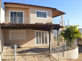Foto do Sobrado-Excelente Sobrado para renda, com 2 imóveis independente à venda, com 3 dormitórios, Jardim da Fraternidade, Bragança Paulista, São Paulo - Oportunidade!!!