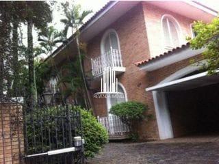 Foto do Sobrado-Casa Residencial a venda no Alto de Pinheiros, 4 dormitórios com 3 suítes, piscina e churrasqueira