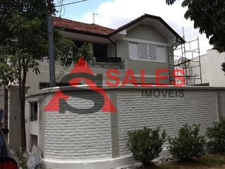 Foto do Sobrado-Sobrado de esquina comercial com 4 dormitórios à venda e para locação, 330m² por 3.200.000 ou 21.000/mês - Lapa, São Paulo, SP